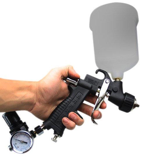 Pistola de Gravidade para Pintura e Bico de 1.3 mm 600ml - Imagem zoom