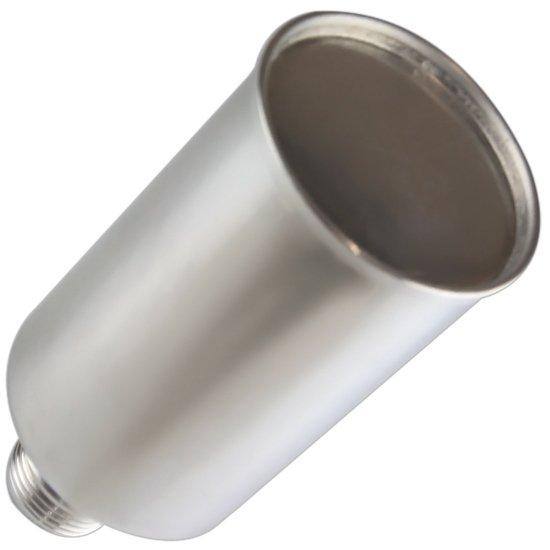 Caneca de Alumínio para Pistola Omega 1 Litro - Imagem zoom