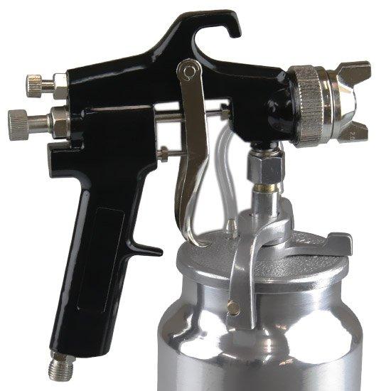 Pistola de Pintura Alta Pressão com Bico de 2,0 mm - Imagem zoom