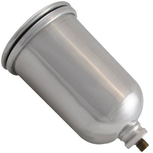 caneca de alumínio com capacidade de 150ml