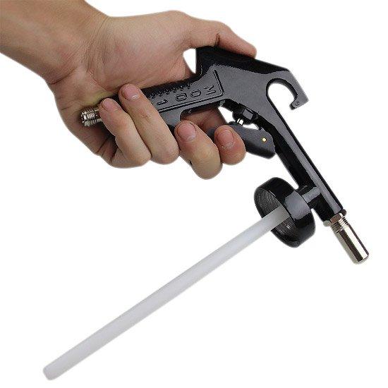 Pistola de Alumínio para Aplicações de Materiais Densos sem Caneca - Imagem zoom