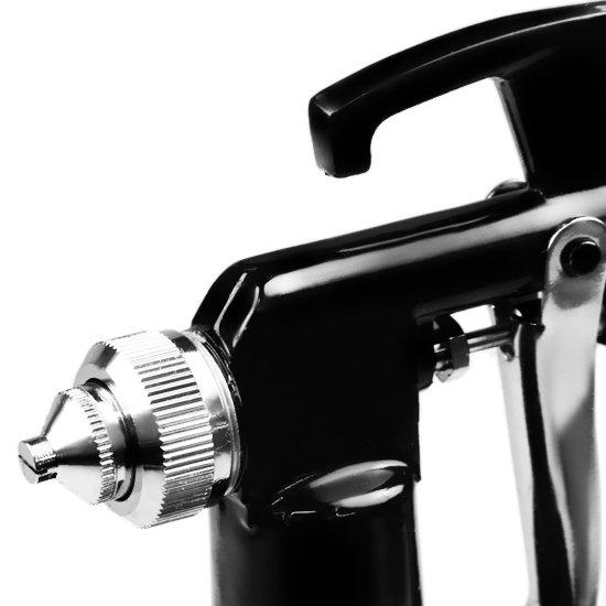 Pistola de Ar Direto Caneca de Alumínio 1 Litro e Bico de 1.3mm - Imagem zoom