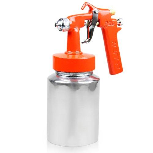 pistola de ar direto para pintura com caneca de 1 litro e bico de 1,3 mm