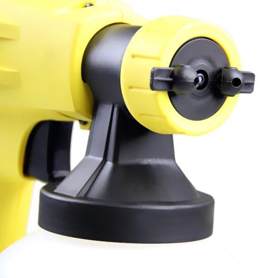 Pistola Pulverizadora Elétrica Single 350 W  - Imagem zoom