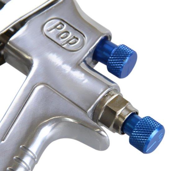 Pistola de Gravidade para Pintura com Caneca Plástica 500 ml - Imagem zoom