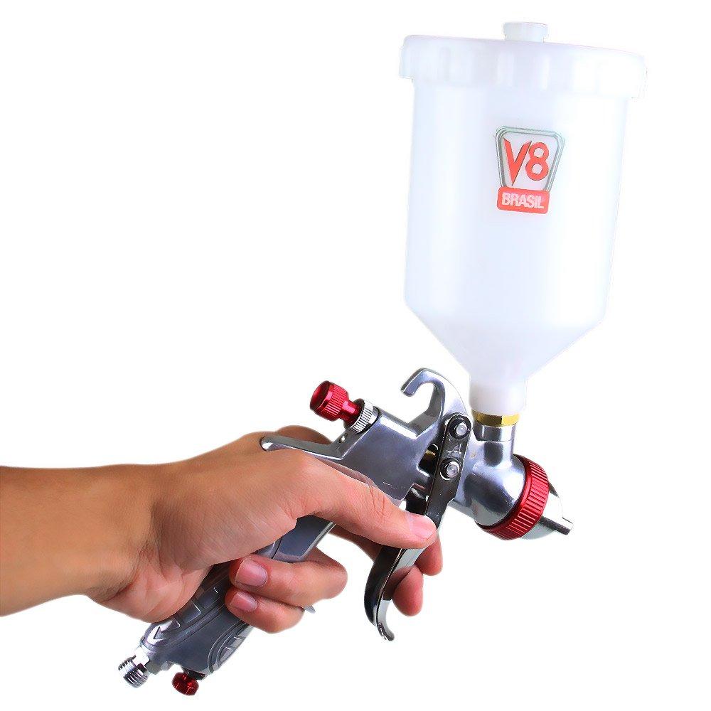 Pistola de Pintura com Bico de 1,4 mm e Caneca de 600 mm - Imagem zoom