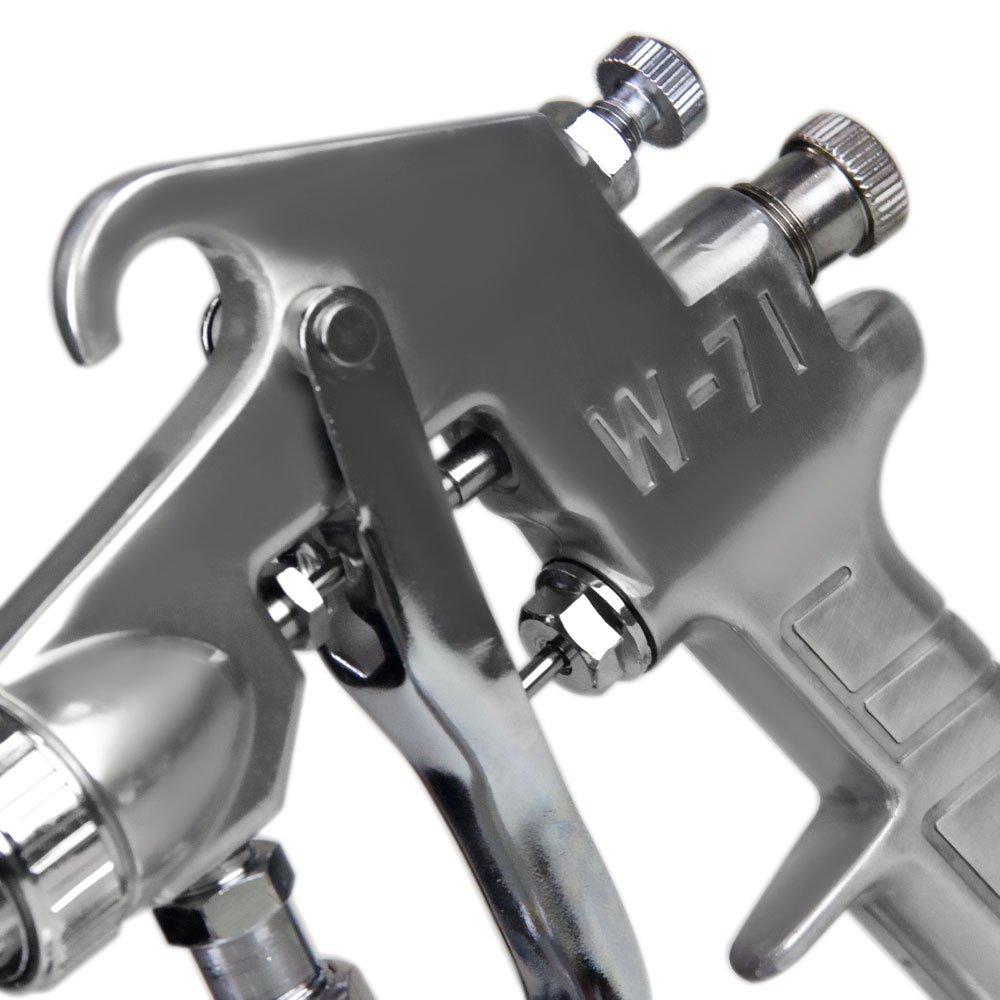 Pistola em Alumínio 1,3mm Baixa Pressão - Imagem zoom