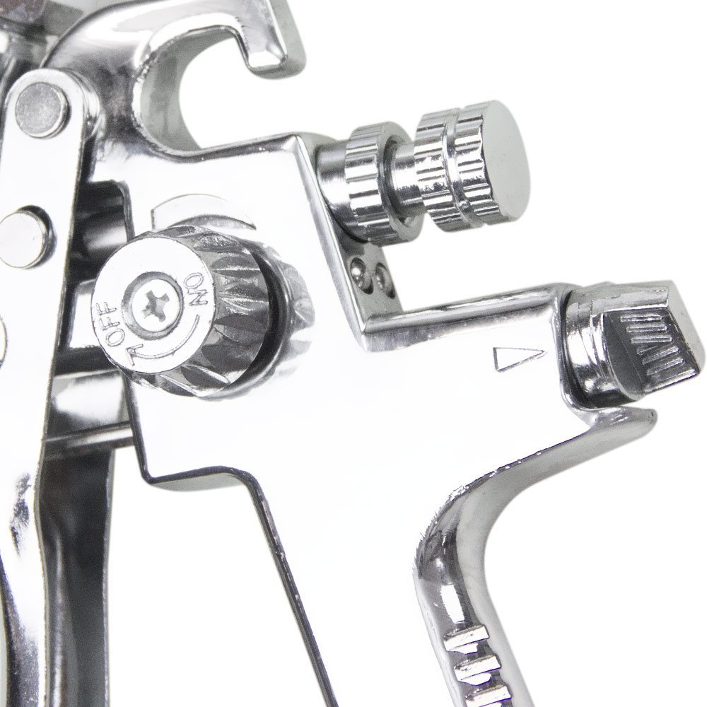 Pistola de Pintura por Gravidade 1,4mm 600ml - Imagem zoom