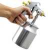 Pistola Pintura Alta Produção de Bico 2,0 mm Caneca em Alumínio 1 Litro W77S  - Imagem 5