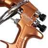 Pistola de Pintura HVLP-Transtec Gravidade 1,4mm 600ml - Imagem 4