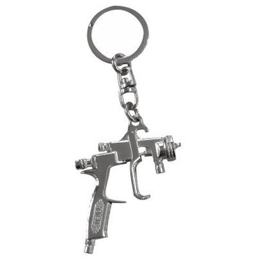 chaveiro réplica da pistola para pintura ms 36