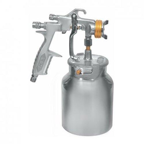 pistola para pintura por sucção de alta produção 1.8mm 1000ml