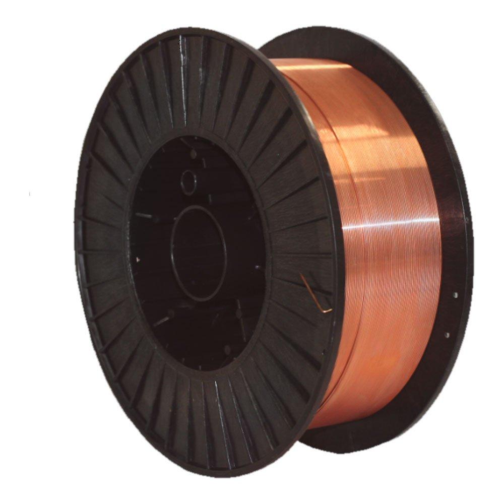 Arame Sólido de 0,9 mm 15kg para Solda MIG com Uso de Gás - Imagem zoom