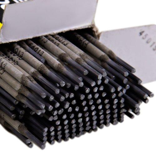 eletrodo de solda 6013 para aço carbono 2,50 x 350 mm 5kg
