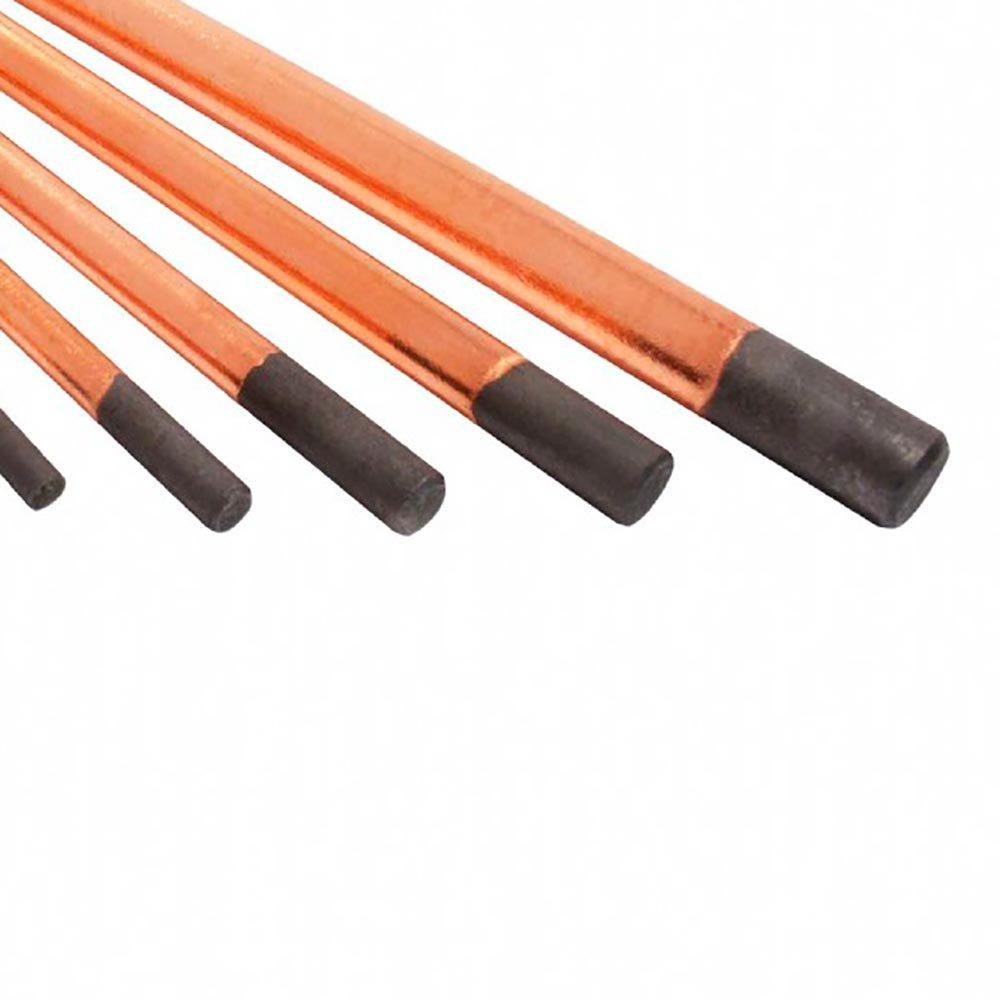 Eletrodo de Carvão 3/8 x 12 Pol. com 50 Unidades - Imagem zoom