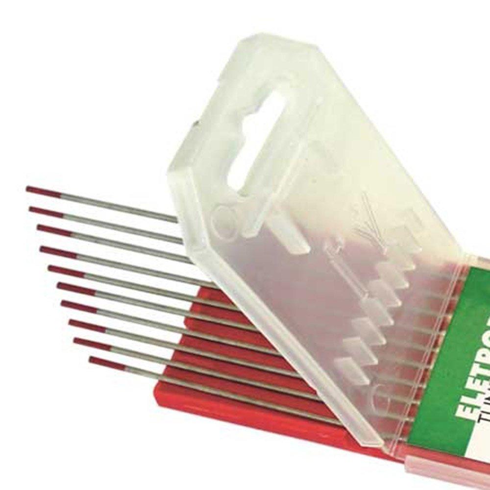 Eletrodo Tungstenio Tório 2,0mm x 150mm - Imagem zoom