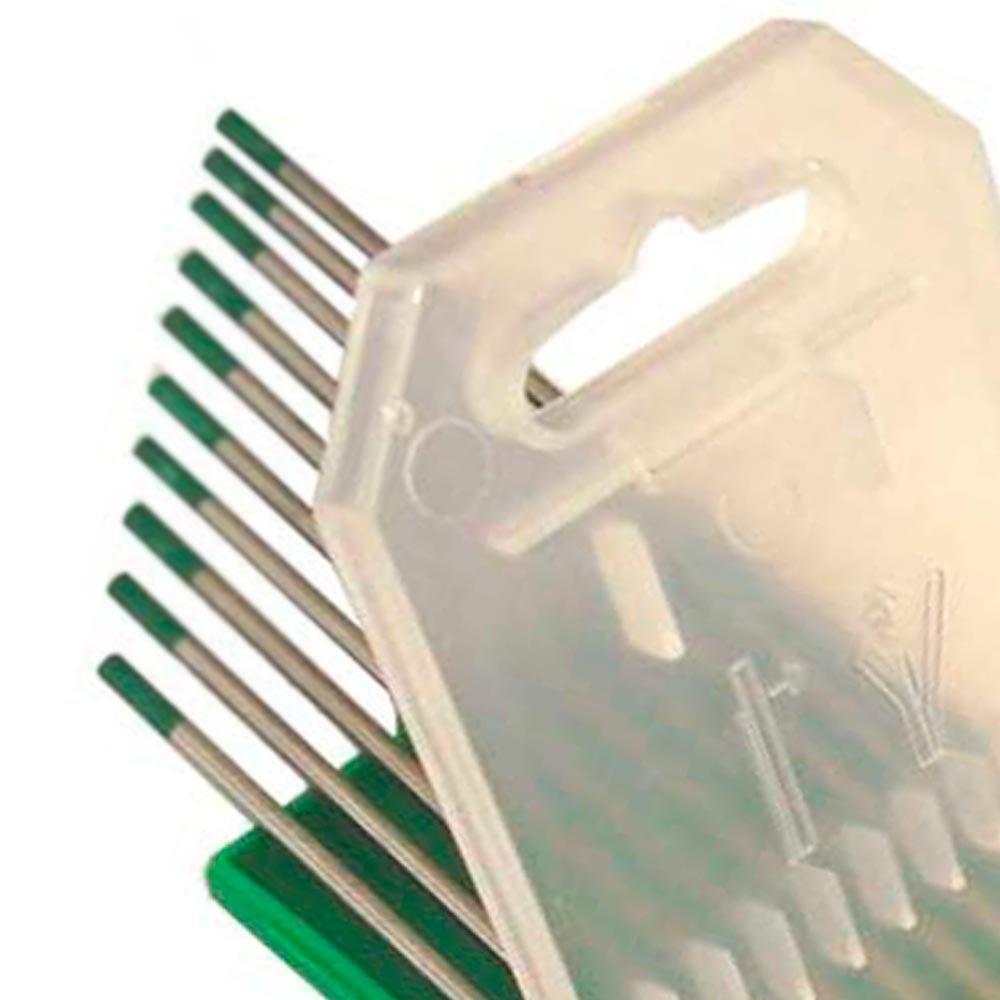 Eletrodo de Tungstênio - Puro de 1/8 Pol. x 150mm - Imagem zoom