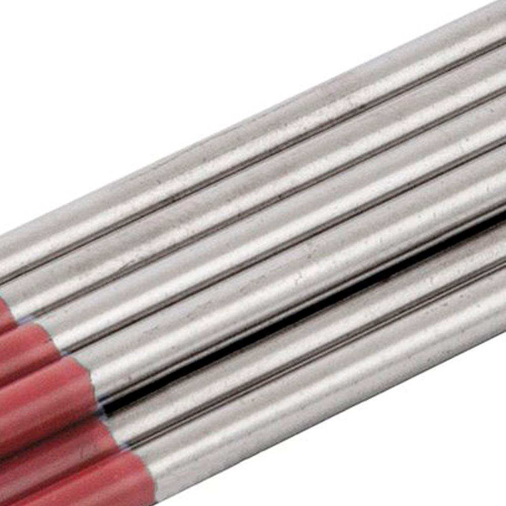 Eletrodo de Tungstênio 1,6mm com 10 Unidades - Imagem zoom