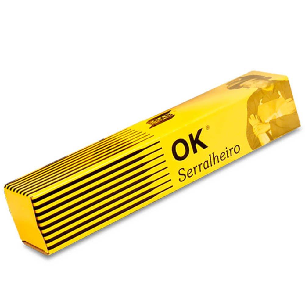 Eletrodo Ok Serralheiro E6013 2,5mm 5Kg - Imagem zoom