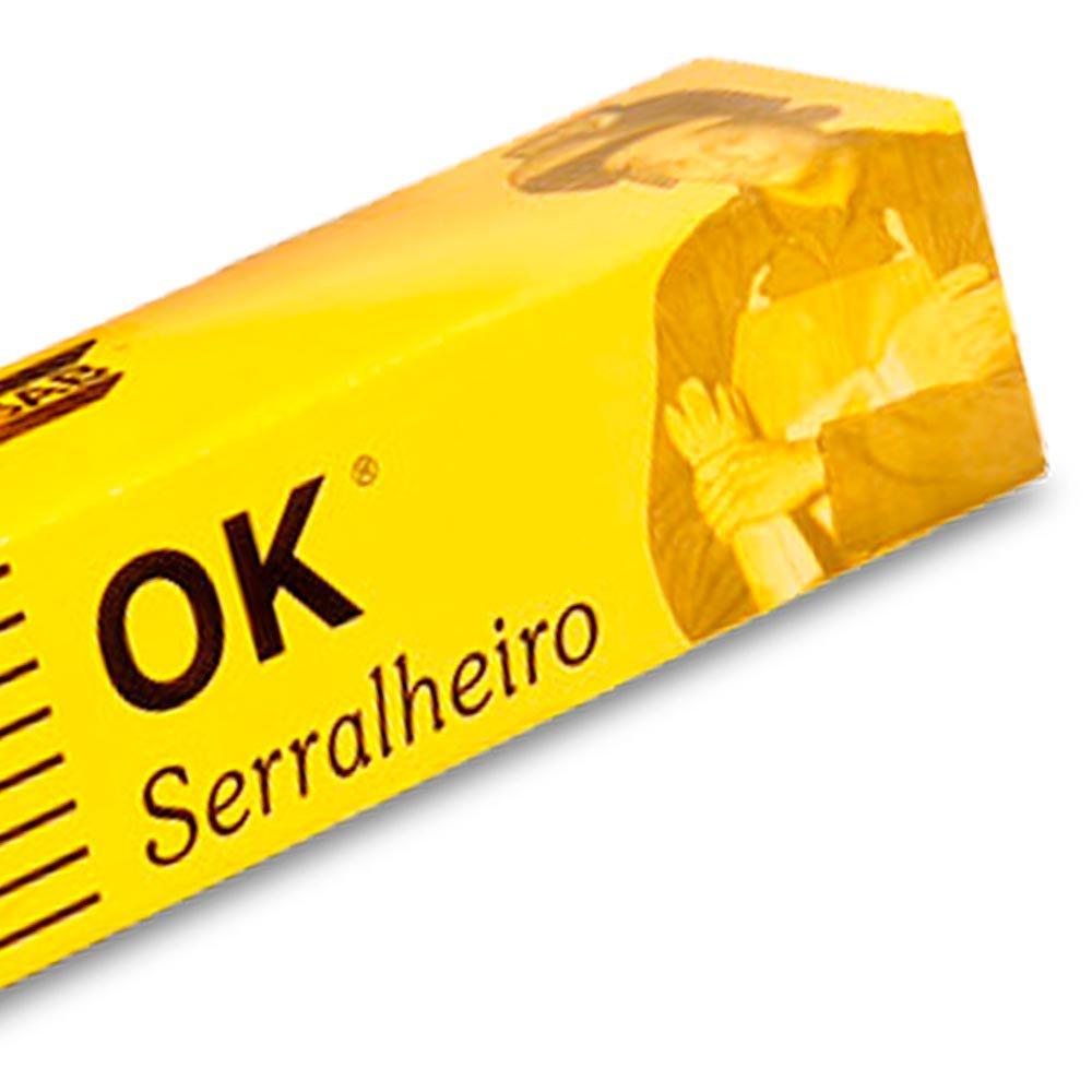 Eletrodo Ok Serralheiro E6013 3,25mm 5Kg - Imagem zoom