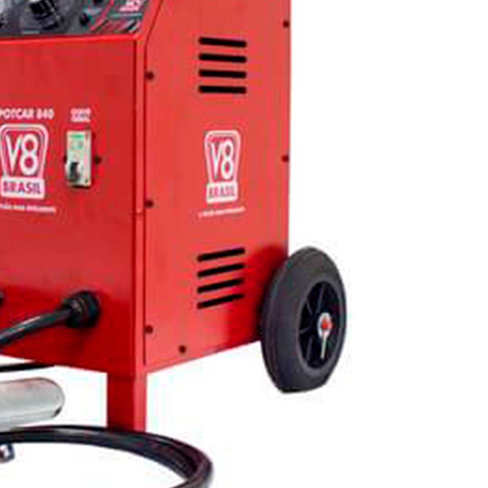 Repuxadeira Elétrica SPOTCAR 840 Mono 13 kVA 220V - Imagem zoom