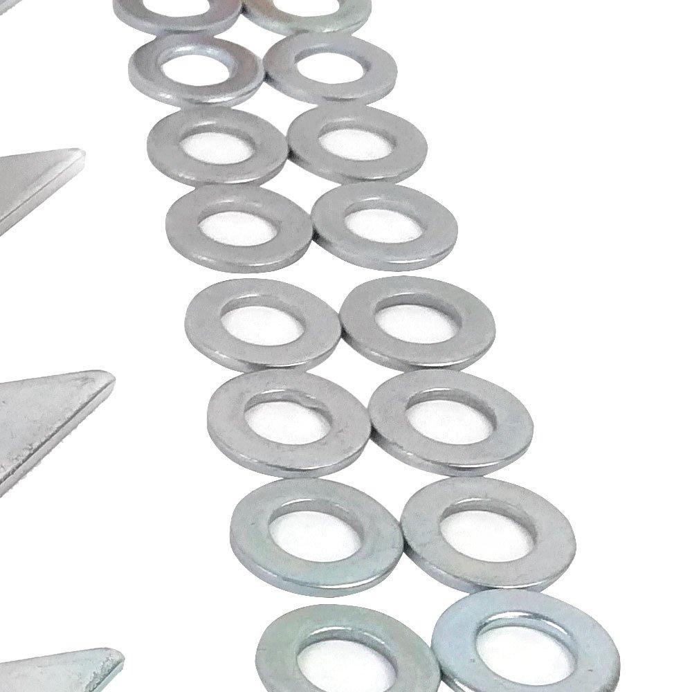 Kit de Reposição para Repuxadeiras Elétrica com 40 Peças - Imagem zoom