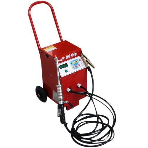 repuxadora elétrica spotter 600 digital - grátis protetor de bateria p-12