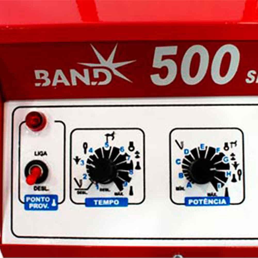 Repuxadora Elétrica Spotter 500 Grátis Protetor de Bateria P-12 - Imagem zoom