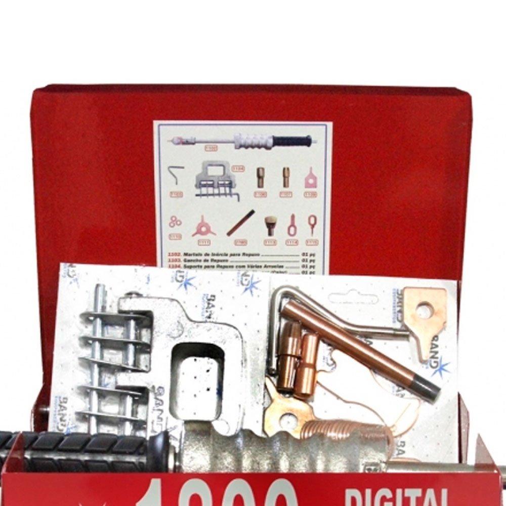 Repuxadora Elétrica Spotter 1800 - Imagem zoom