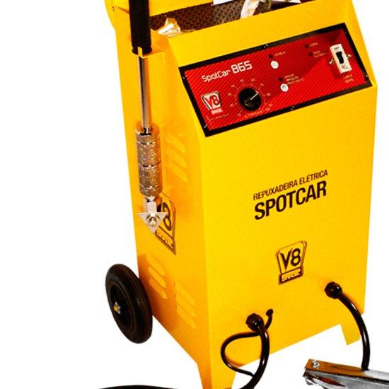 Repuxadeira Analógica Elétrica Spotcar  - Monofásico - Imagem zoom