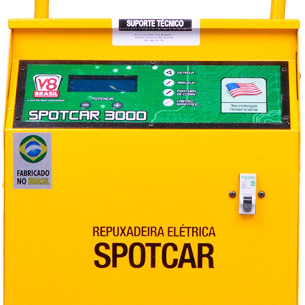 Repuxadeira Elétrica Spotcar 3000 19kVA  - Imagem zoom