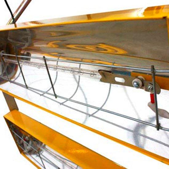 Painel de Secagem Rápida com 3 Lâmpadas - Imagem zoom