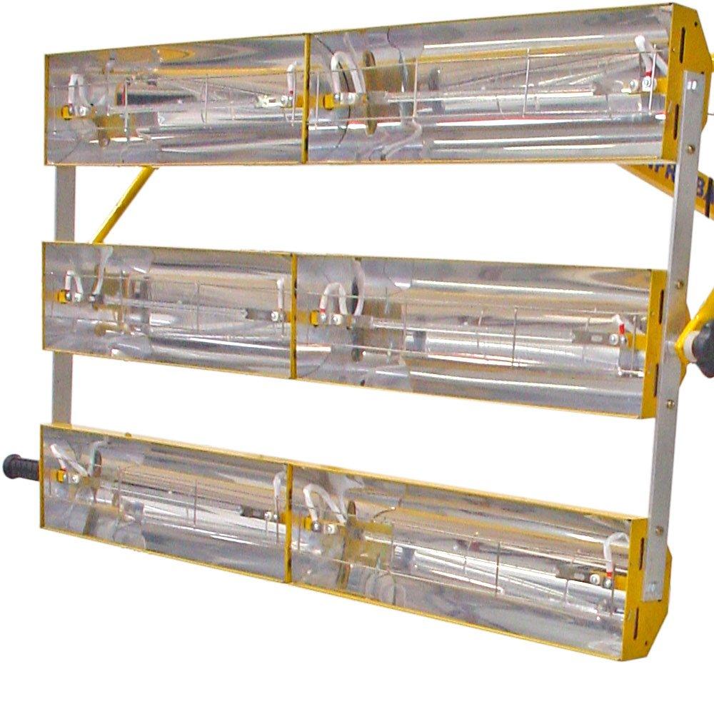 Painel de Secagem Rápida com 6 Lâmpadas - Imagem zoom