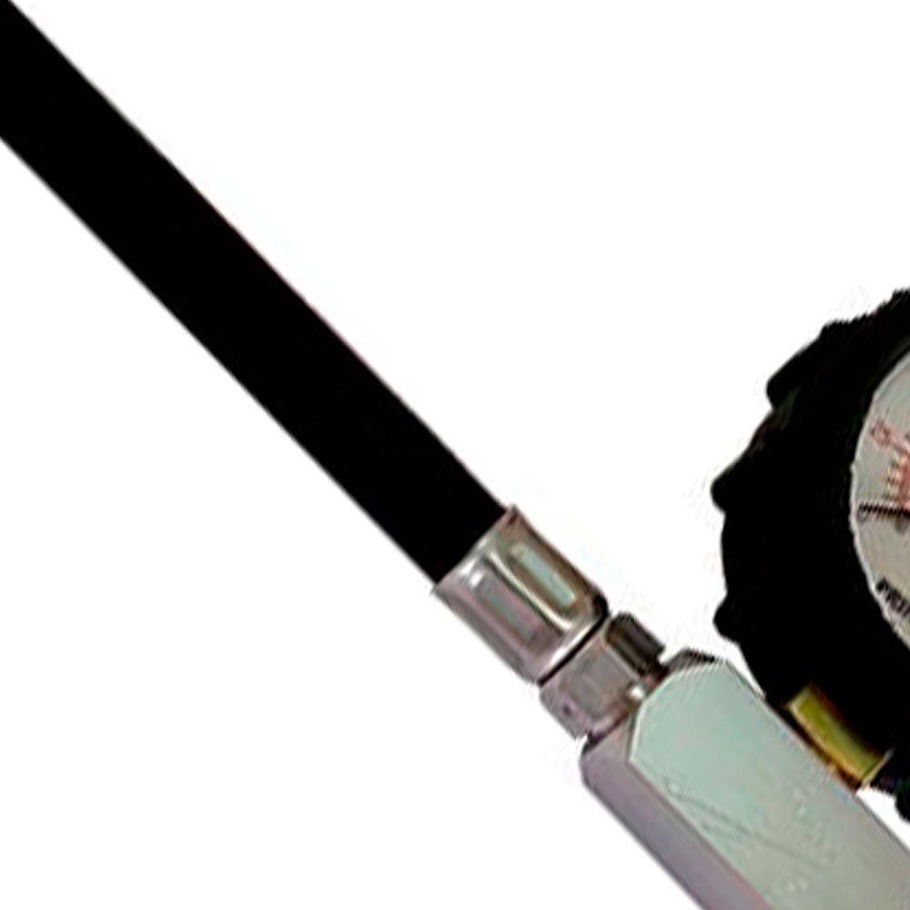 Medidor Analógico de Vazão da Bomba de Combustível - Imagem zoom