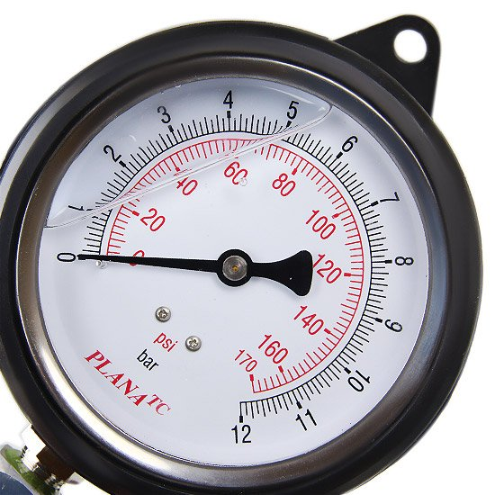 Equipamento para Medir da Pressão e Vazão da Bomba Elétrica - Imagem zoom