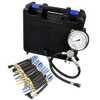 Manômetro de Pressão e Vazão p/ Bomba de Combustível com 17 Mangueiras de Injeção Eletrônica Anti Chama - Imagem 1