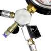 Manômetro de Pressão e Vazão p/ Bomba de Combustível com 17 Mangueiras de Injeção Eletrônica Anti Chama - Imagem 3