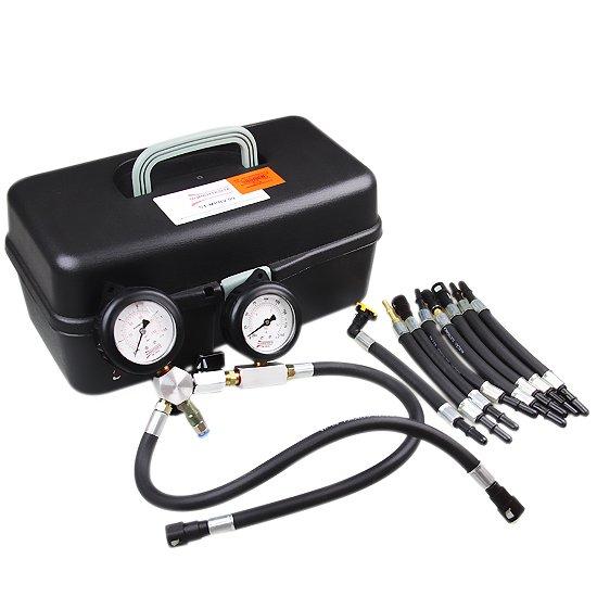 Manômetro para Testes de Vazão e Pressão de Bomba de Combustível para Moto - Imagem zoom