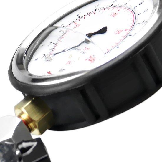 Equipamento de Teste de Pressão da Bomba Elétrica de Combustível 13 Mangueiras - Imagem zoom