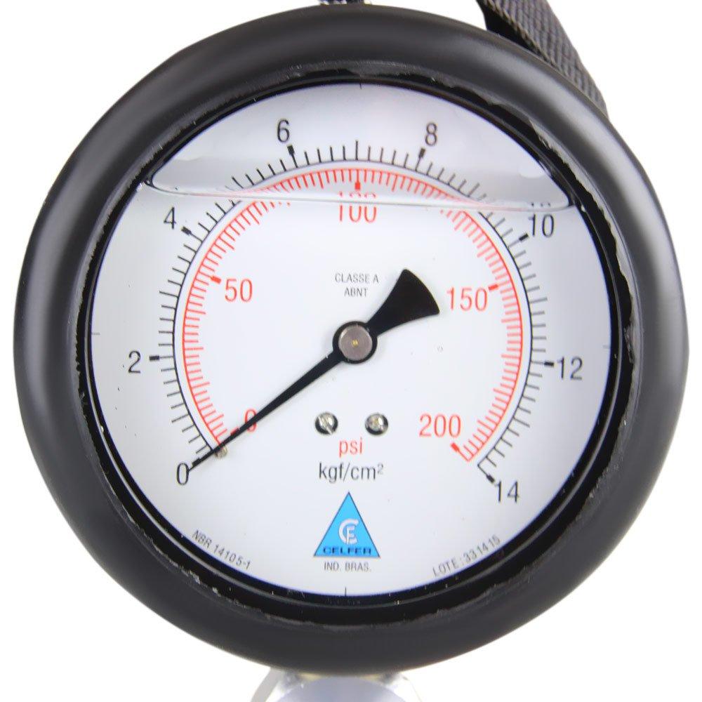 Equipamento de Teste de Pressão da Bomba de Combustível - Imagem zoom