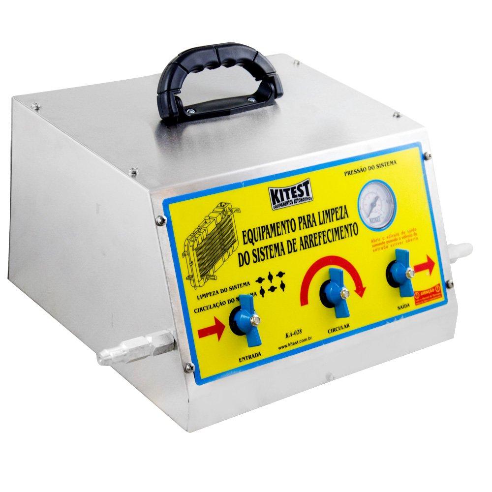 Máquina de Troca e Limpeza do Sistema de Arrefecimento - Imagem zoom