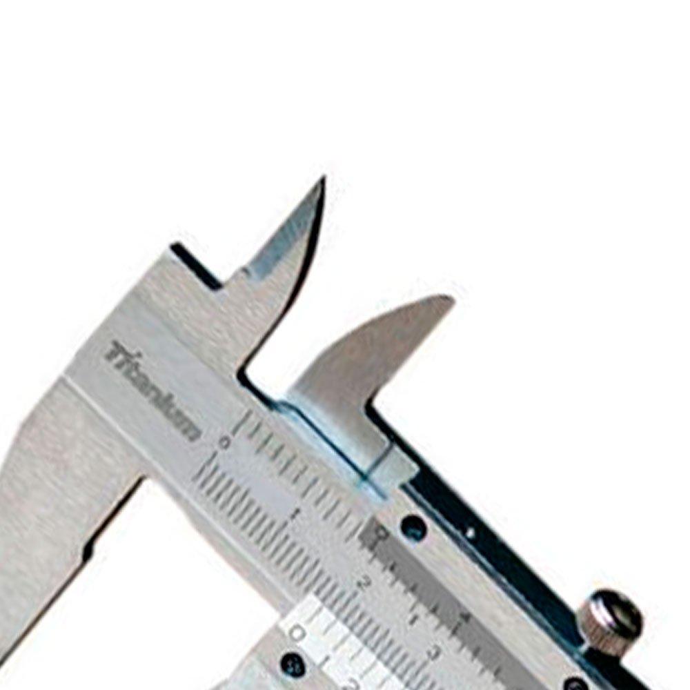 Paquímetro Universal Analógico de 150mm - Imagem zoom