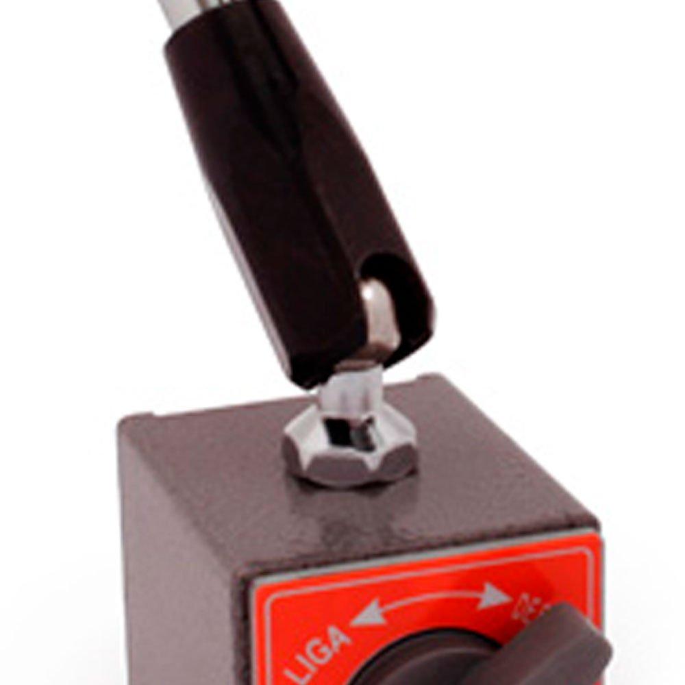 Suporte Magnético Articulado sem Relógio - Imagem zoom