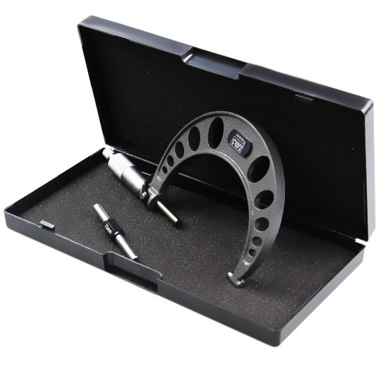 Micrometro Externo 75 a 100 mm - Imagem zoom