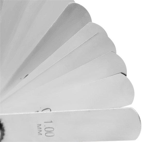 Calibrador de Folgas com Medidas de .04 mm até 1.0 mm - Imagem zoom