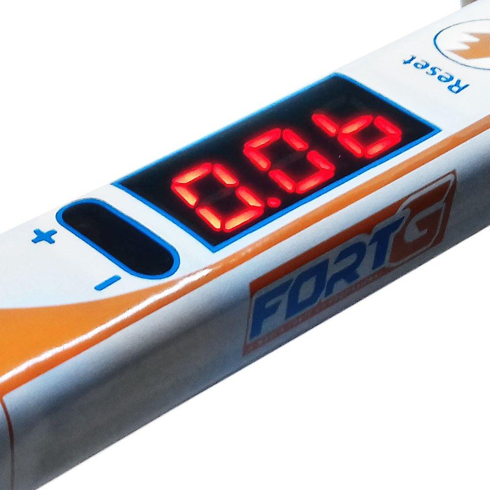 Caneta Voltímetro 0 a 50 V com Iluminação, Função Voltímetro e Tempo de Injeção - Imagem zoom