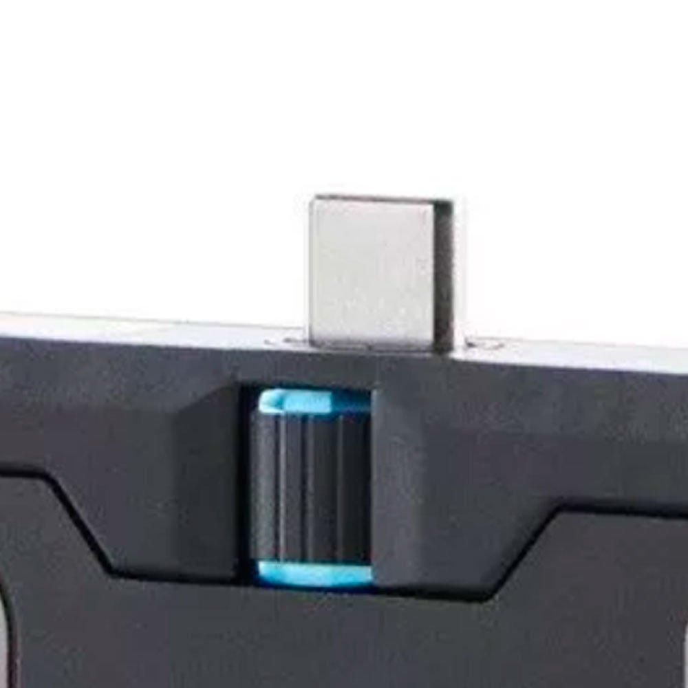 Câmera Térmica ON PRO USB-C para Smartphone Android - Imagem zoom