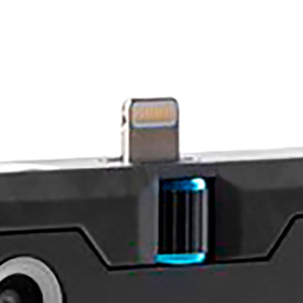 Câmera Térmica One PRO LT iOS - Imagem zoom