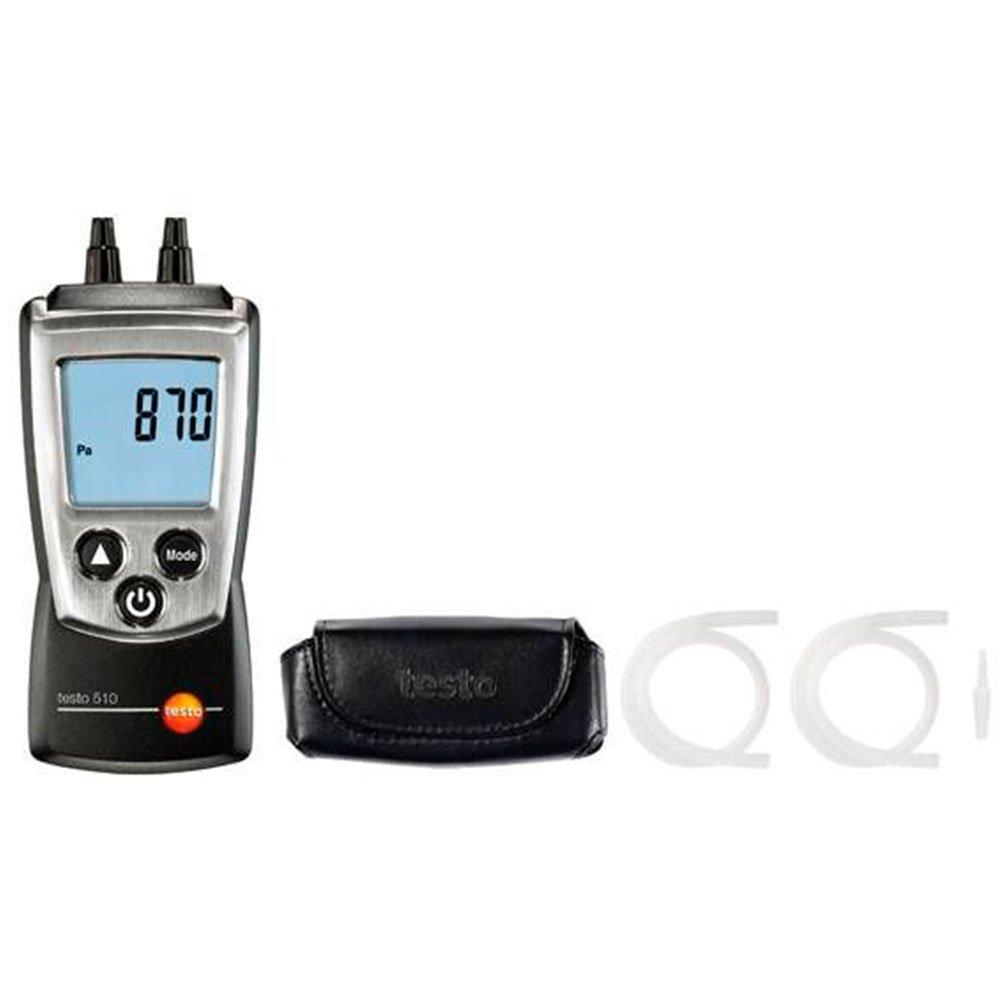 Manômetro de Pressão Diferencial 510 0 a 100 HPA - Imagem zoom