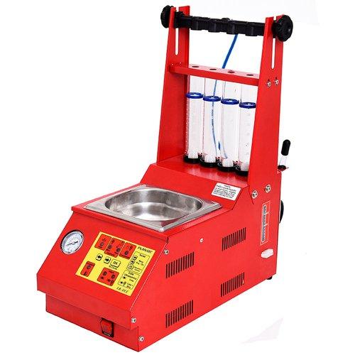 máquina limpeza/teste injetores padrão + cuba 1 litro